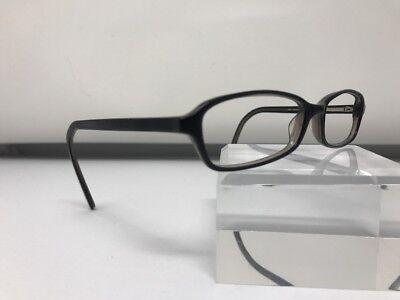 Lawrence Eyewear Mystique Black Flex Hinge Eyeglasses 51-15-140 K656
