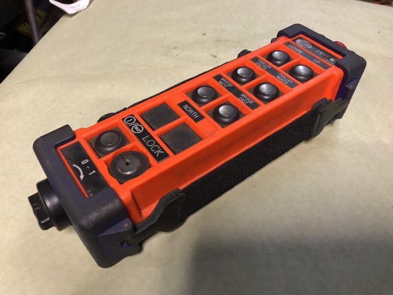 HBC RADIOMATIC MICRON 5 WIRELESS TRANSMITTER OPERATOR REMOTE CONTROL