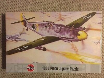 Airfix Jigsaw Puzzle 1000 Piece Messerschmitt 109