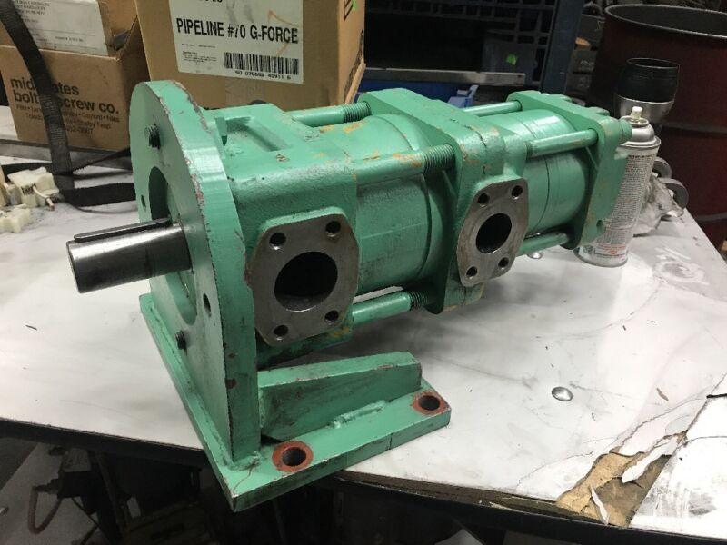 Sumitomo-Truninger QT5143-125120-A Internal Gear Pump Precision Products
