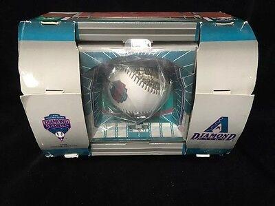 Inaugural Season Collectors - Arizona Diamondbacks 1998 Inaugural Season Snakeskin collectors set/Ball