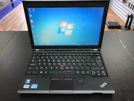 LENOVO X230, 8GB RAM, 12.6 HD, I5 2.6GHZ 320GB HDD WIN 7 64 BIT OFFICE AND ANTIVIRUS