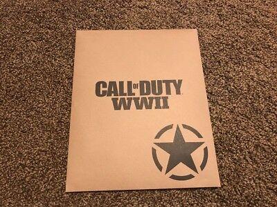 CALL OF DUTY: WW2 WWII 11x17 Poster & 8x10 Propaganda Print comprar usado  Enviando para Brazil