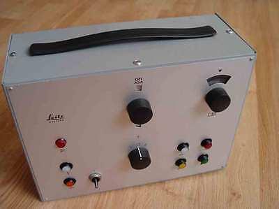Leitz Wetzlar 301-184.001 Microscope Camera Controller