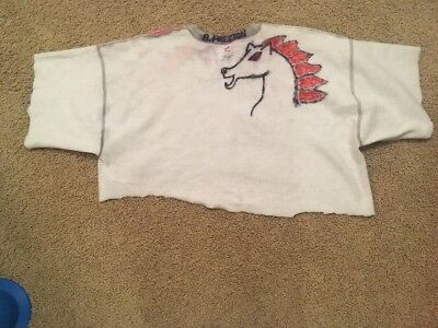 BILL and TEDS Excellent Adventure Wild Stallions Shirt Halloween Costume Sz XL