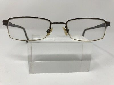 Kenneth Cole Eyeglasses Col.048 161 50-19-135 Bronze Brown New York 5979