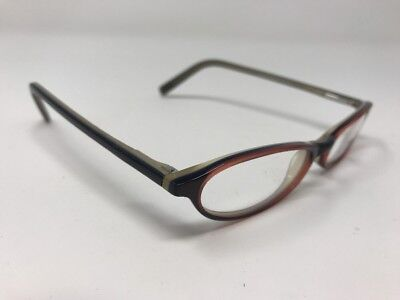 XTC Ultimate Eyewear Denolens 103 Merlot Eyeglasses Dark Red/ Green 47mm Ad76
