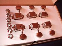 Vintage style Les Paul Junior Special Button tuners