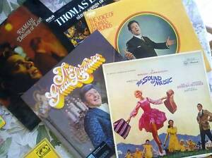 VINYL RECORDS VARIOUS LP'S AND 78 Largs Bay Port Adelaide Area Preview