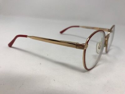 Clear vision Fisher Price Youth Eyeglasses FlexHinge GoldToby Red 45-17-115 7937