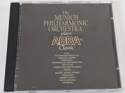 The Munich Philharmonic Orchestra Plays ABBA Classic CD 7 82362-2 Classical