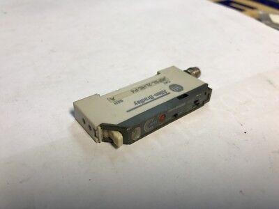 Allen Bradley Fiber Optic Photoswitch Sensor 45fsl-2lhe-p4 Series A Fast Ship