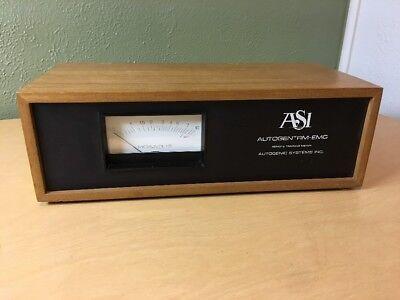 Autogenic Asi Autogen Rm-emg Laboratory Unit Microvolt Remote Training Meter