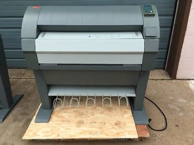 Oce 9400 Laser Plotter 36 Media Width 10ftmin 120vac 15a 32mb
