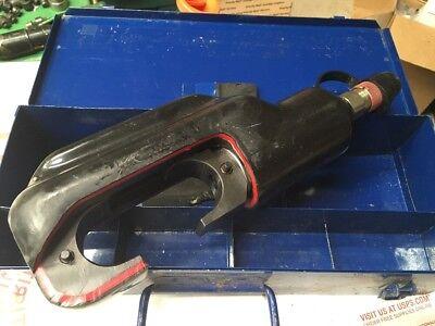 Huskie Ep-610h 15 Ton Hydraulic Crimping Head Crimper Burndy 3650