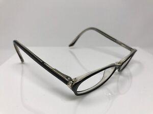Jill Stuart Eyeglasses 49-16-135 Black Plastic B250