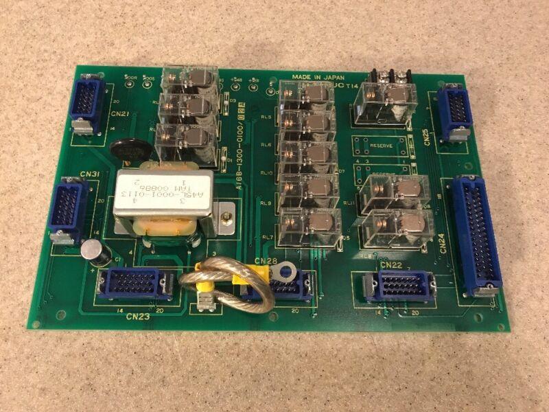 FANUC A16B-1300-0100/02A PCB Board