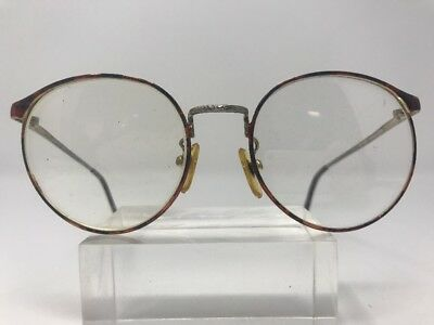 University Collection Semester Eyeglasses Solid Tortoise Silver/Tortoise C873