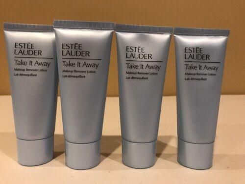 4 x Estee Lauder Take It Away Makeup Remover Lotion 1 oz / 3
