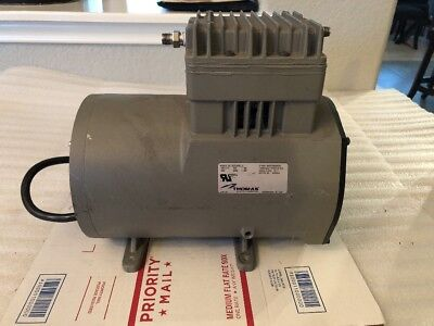 Thomas Compressor Vacuum Pump 807ck60 F