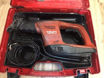 Hilti Wsr 900-pe Variable Reciprocating Saw Free Shipping