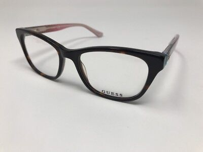 GUESS Eyeglasses GU2678 052 Dark Havana 52MM WOMENS Multi Color (Dark Havana Colour)