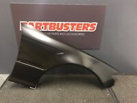 BMW 3 E46 2 DOOR COUPE / CAB 2003-2006 FRONT WING DRIVER SIDE NOT M3 MODEL
