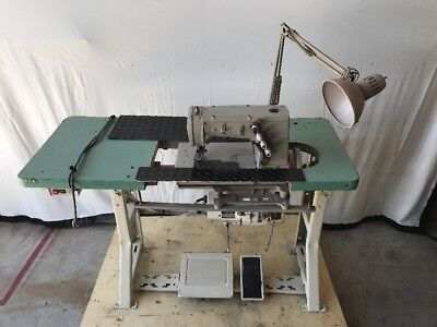 Rimoldi 268-00-2md-3i Coverstitch 2-needle 5-thread Industrial Sewing Machine
