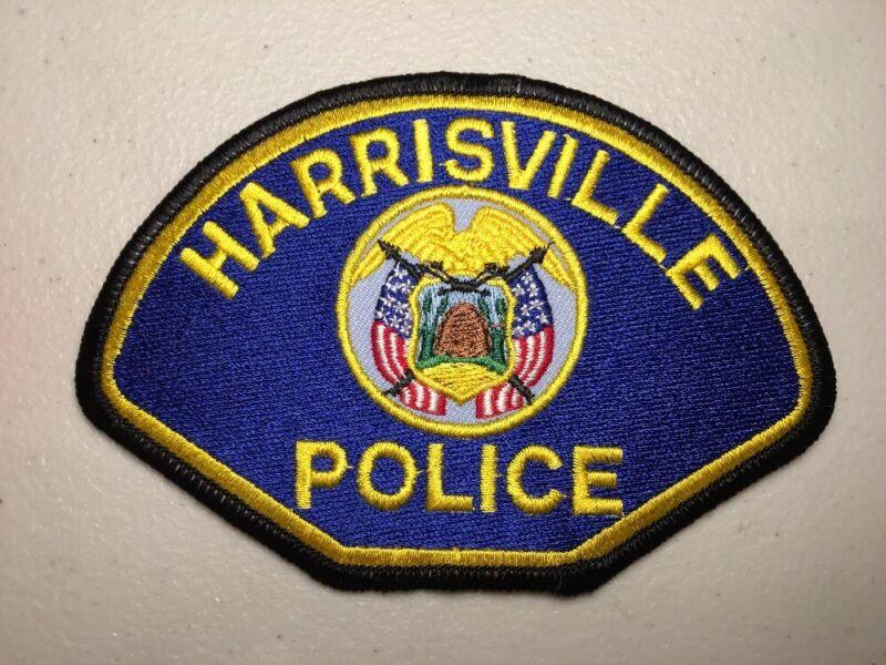 Harrisville Utah Police Department Patch Ut