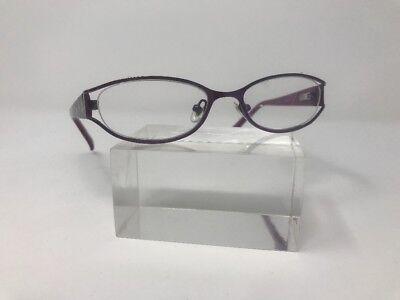 High School Musical Kids Eyeglasses 46-18-130 Flex Hinge Purple 3158