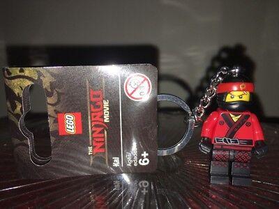 LEGO NINJAGO KAI KEYRING THE NINJAGO MOVIE