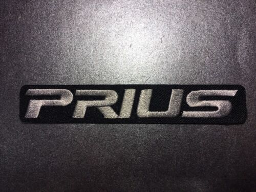 Toyota Prius Embroidered Patch Nismo TRD
