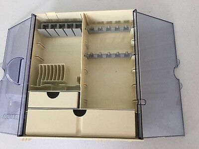 Bernina Sewing Machine Accessory Storage Box Case for Feet & Bobbins 200 730