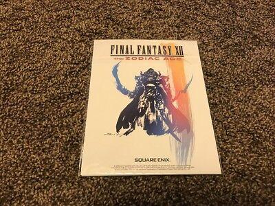 Final Fantasy Xii The Zodiac Age Exclusive 6 Card Set