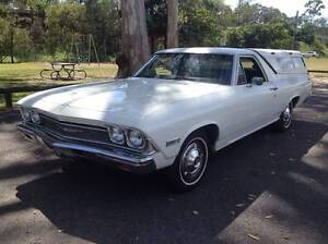 1968 Chevrolet El camino 327 manual ute one tonner pickup Currumbin Waters Gold Coast South Preview