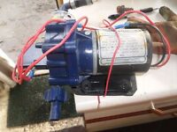 evenflow self primming pump