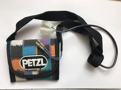 Petzl Zoom Battery Pouch, For Petzl Zoom Headlamp/torch