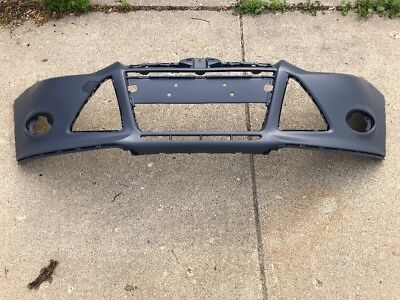 Ford Focus Front Bumper Cover Facial 2012 2013 2014 12 13 14