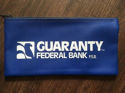 Guaranty Federal Fsb Bank Deposit Money Bag