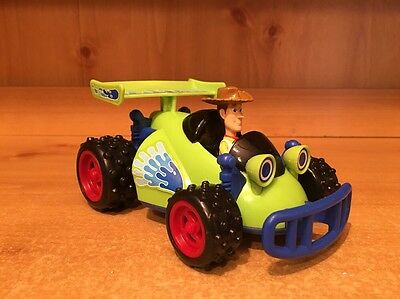 Fisher Price Disney Toy Story 3 Shake N Go Woody And RC