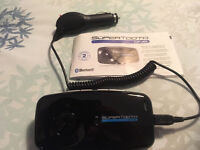 SuperTooth One Bluetooth Handsfree Car Kit - used but in excellent condition. Now only £10.
