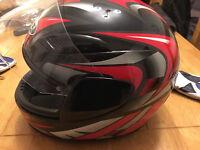 MDS Motorbike Helmet.