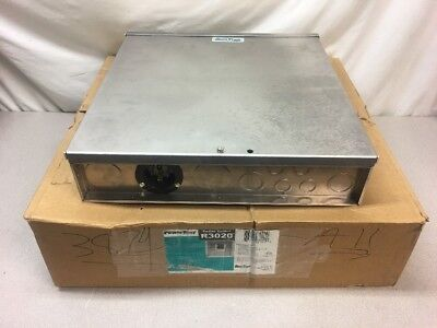 New Gentran Powerstay 30a 7500w Generator Power Center Transfer Switch R3020