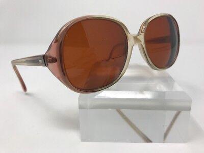 Aden Op Sunglasses Z87 53-17-135 Pink Translucent W280
