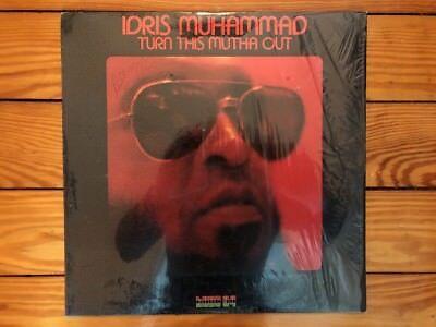 Idris Muhammad – Turn This Mutha Out 1977 Kudu KU-34 Jacket NM- Vinyl (Idris Muhammad Turn This Mutha Out Vinyl)