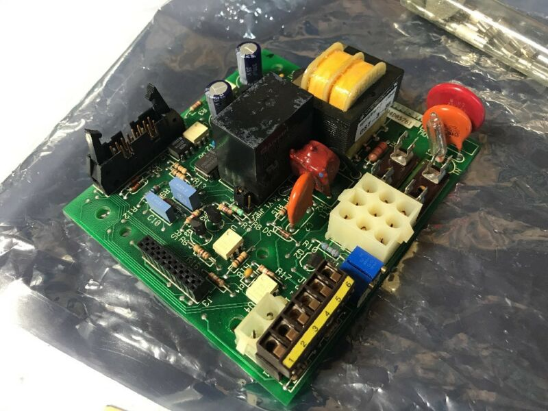NORDSON 307846 REV A 307844 REV D PCB  WEG DRIVER CIRCUIT BOARD