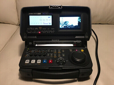 SONY PDW-R1 Professionell XDCAM Recorder / Player mit SDI OUT - vom Händler, usado segunda mano  Embacar hacia Spain