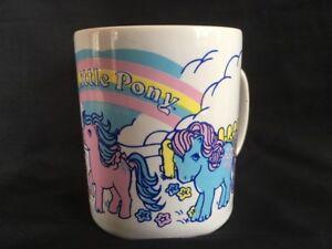 RARE Vintage 1985 Kilncraft ~*My Little Pony~* Tea/ Coffee MUG