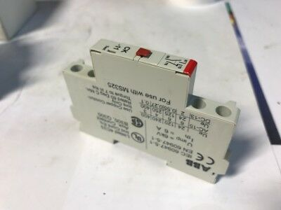 NEW ABB CK-11 Auxiliary Contact MS325 Short Circuit Signal 1SAM101943R0001