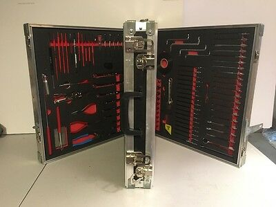 Electronic Master Electricians Tool Kit Electrical Technical Service Repair Set